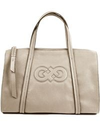 Cole Haan Camlin Leather Satchel - Lyst