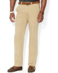Polo Ralph Lauren Ralph Lauren Classicfit Stretch Chino Pants - Lyst