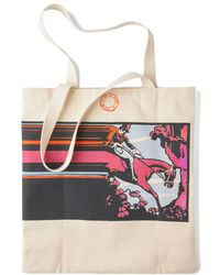 Out Of Print - Bookshelf Bandit Tote In Jane - Lyst