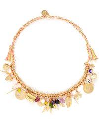 Venessa Arizaga - 'teepee Time' Necklace - Lyst