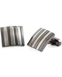 Trafalgar | Two-tone Cuff Links | Lyst