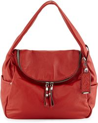 Oryany Holly Leather Shoulder Bag - Lyst