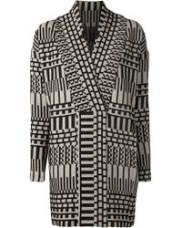 Zero + Maria Cornejo Lee Geometric Dress - Lyst