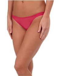 Cosabella Soiré Classic Lowrider Thong - Lyst
