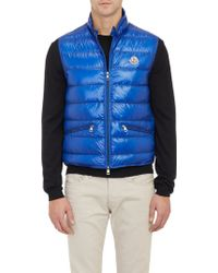Moncler Down-quilted Gui Vest - Lyst