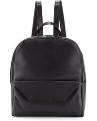 Christian Lacroix Aurora Leather Backpack - Lyst
