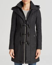 Mackage Steffy Toggle Wool Coat - Lyst