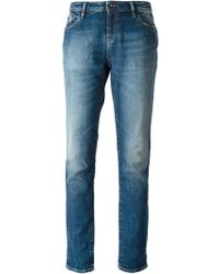 Denham Point Girlfriend Fit Jeans - Lyst
