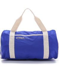 Bensimon - Colour Duffel Bag - Bright Blue - Lyst