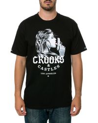Crooks And Castles The Pistola Tee - Lyst