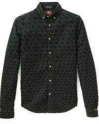 Scotch & Soda Corduroy Shirt - Lyst
