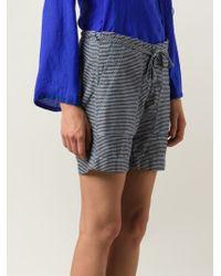 Dosa - Striped Shorts - Lyst