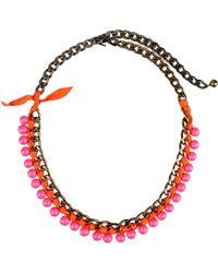 Lanvin - Necklace - Lyst