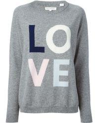 Chinti & Parker Love Sweater - Lyst