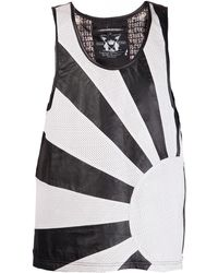 Sons Of Heroes Rising Son Vest black - Lyst