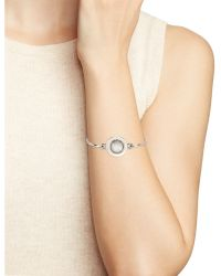 Carolee - The World Is Your Oyster Word Play Bracelet - Lyst