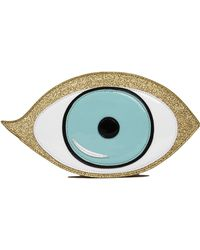 Nila Anthony - All Eyes On You Clutch - Lyst