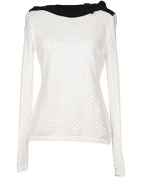 RED Valentino Sweater - Lyst