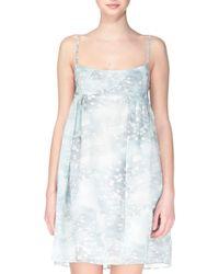Cacharel Printed Dress - 15Efp436418 - Lyst