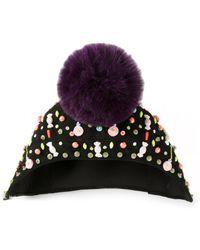 Manish Arora Candy Mix Hat - Lyst