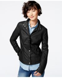 Shop Women's Celebrity Pink Leather Jackets from $27 | Lyst