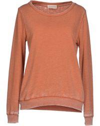 American Vintage Sweatshirt - Lyst