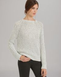 Maje Sweater Knit - Lyst