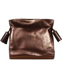 Loewe Handbag Flamenco 30 Shoulder Bag with Tassel Nappa - Lyst