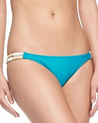 Vix Ropeside Swim Bottom - Lyst