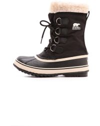 Sorel Winter Carnvial Boots Blackstone - Lyst