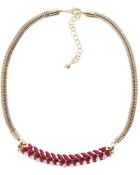 Coast Wendy Necklace - Lyst