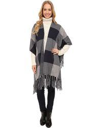 Pendleton - Triangle Blanket Shawl - Lyst