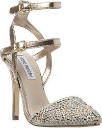 Steve Madden Rhinestone-Embellished Court Shoes - For Women - Lyst