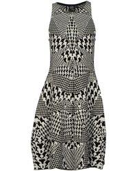 McQ by Alexander McQueen Knee-Length Dress - Lyst