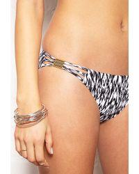 Forever 21 Glam Girl Bikini Bottom - Lyst