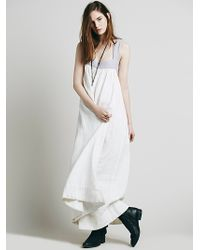 Free People Softly Structured Maxi - Lyst