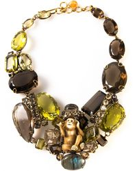 Iradj Moini - Statement Necklace - Lyst