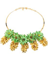 Tory Burch Brynn Collar Necklace - Lyst