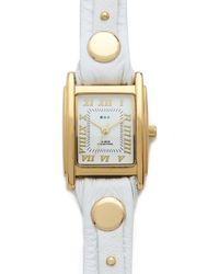 La Mer Collections - Stud Wrap Watch - Lyst