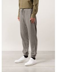 Obey Track Trousers - Lyst