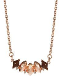 Gerard Yosca Chain Link Collar Necklace - Lyst