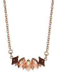 Gerard Yosca Chain Link Collar Necklace - Lyst