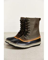 Sorel Premium T Canvas Boot - Lyst