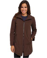 Pendleton Waterresistatnt Zip Front Coat - Lyst