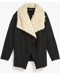 MINKPINK Snowed Out Jacket black - Lyst