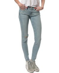 Frame Denim Skinny Jean - Lyst