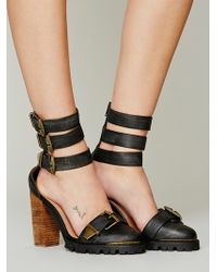 Free People Cattelan Heel - Lyst