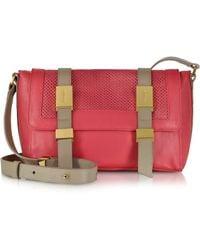 See By Chloé Erin Leather Crossbody Bag - Lyst