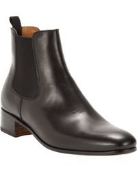 Prada Pullon Ankle Boots - Lyst