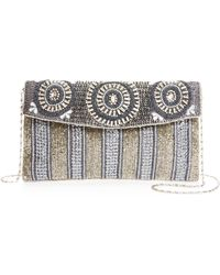 Big Buddha - Beaded Clutch - Compare At $85 - Lyst
